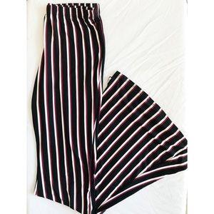 Pants - Bell Bottom Stretchy Hippy Pants